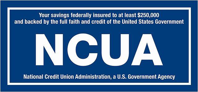 NCUA Insures Credit Union Deposits