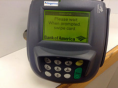 Cards Swipping Machine